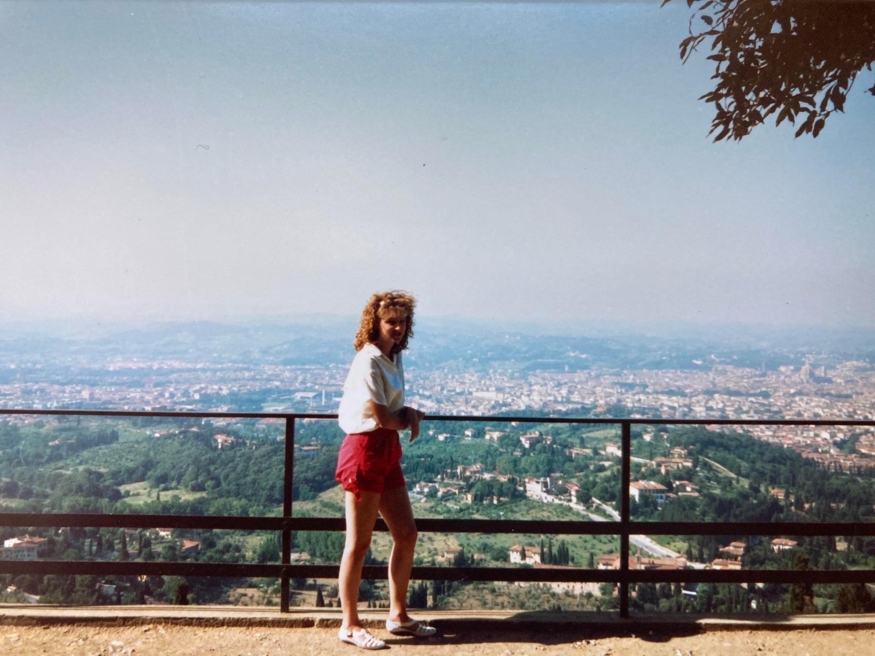 Fiesole bij Firenze