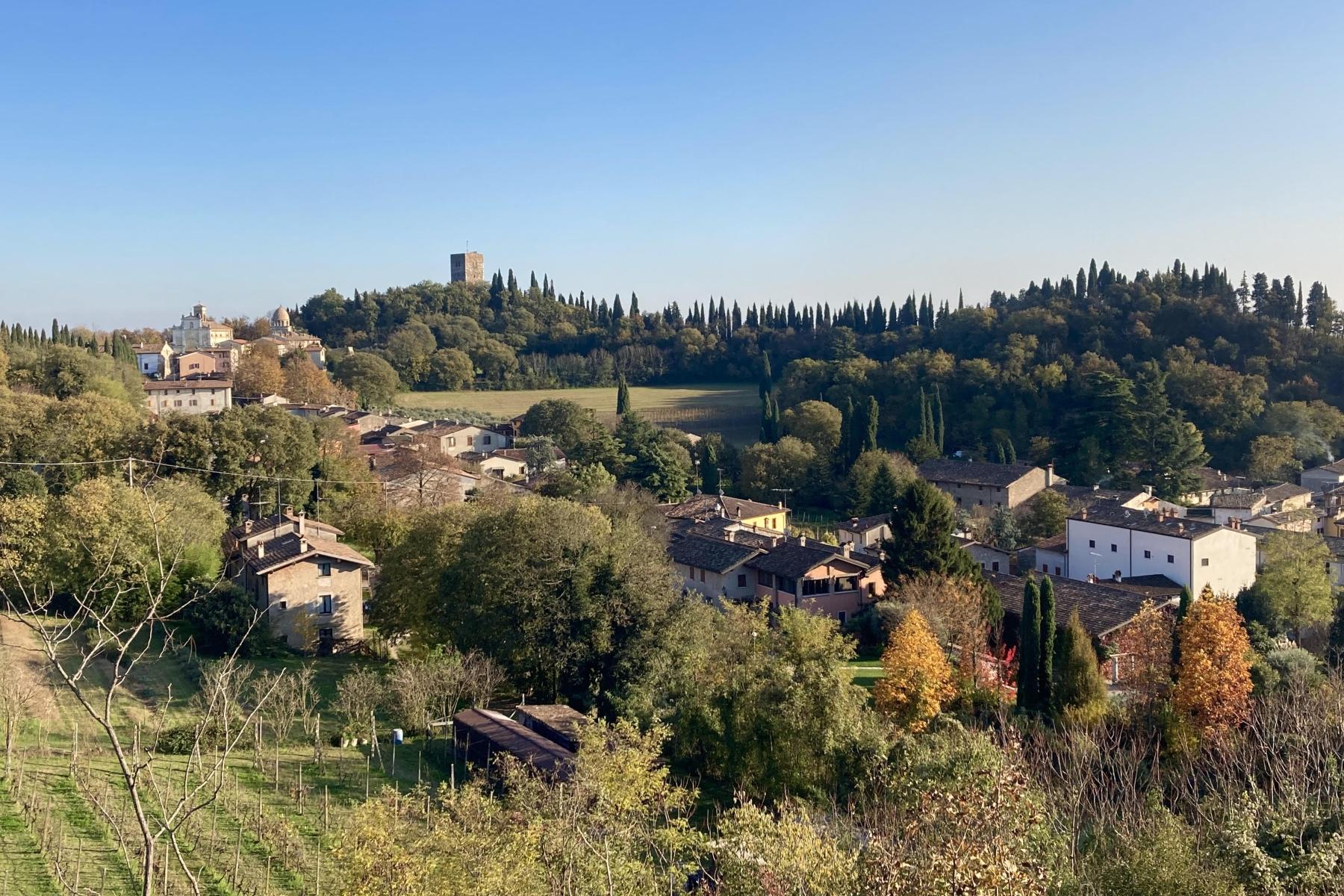 Gardameer bezienswaardigheden, het dorpje Solferino