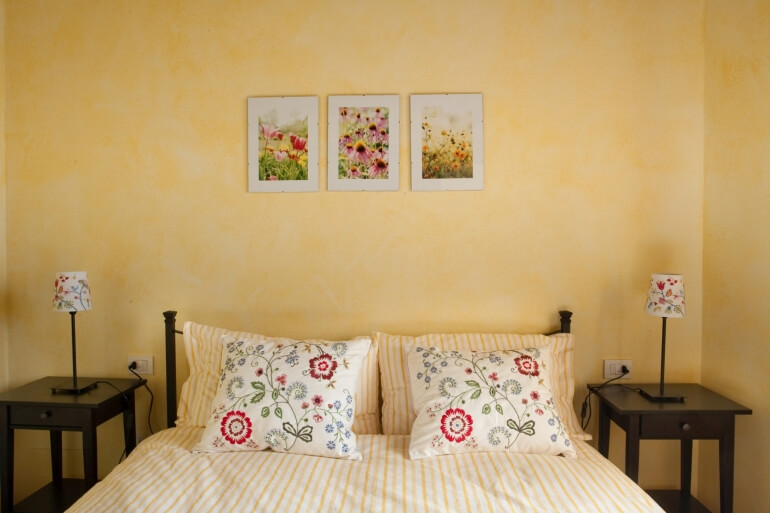 Bed & Breakfast Carpe Diem - Alba Chiara kamer
