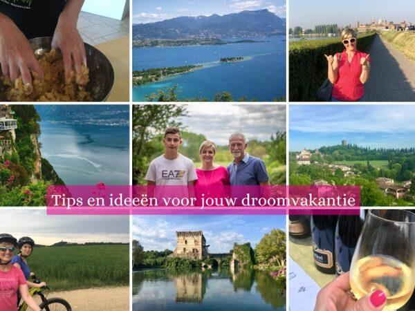 Inschrijving nieuwsbrief: jouw vakantie een droomvakantie