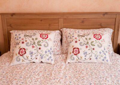 Bed room Notte Rosa