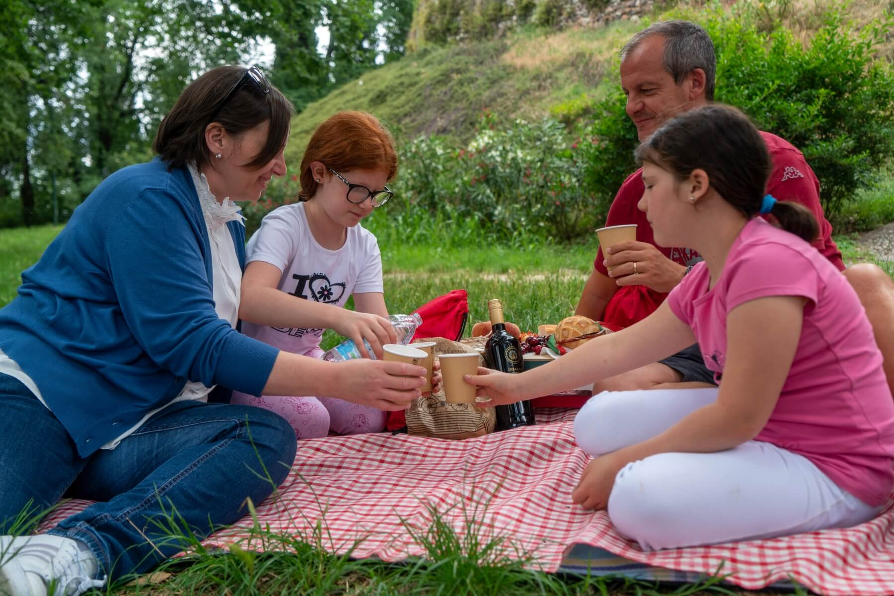 Activiteiten Gardameer picknicken