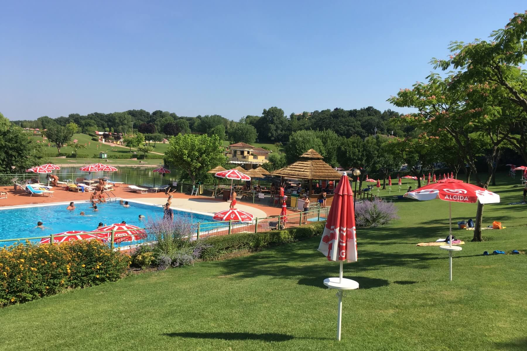 Waterpark La Quiete
