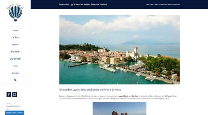 Weekend sul Lago di Garda con bambini Solferino e Sirmione